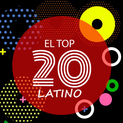 logo top 20 latinos radio