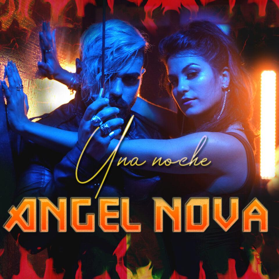 cover nuevo sencillo ángel nova