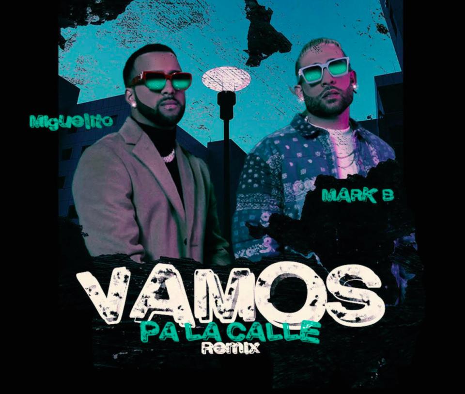 Vamos Pa' La Calle Remix