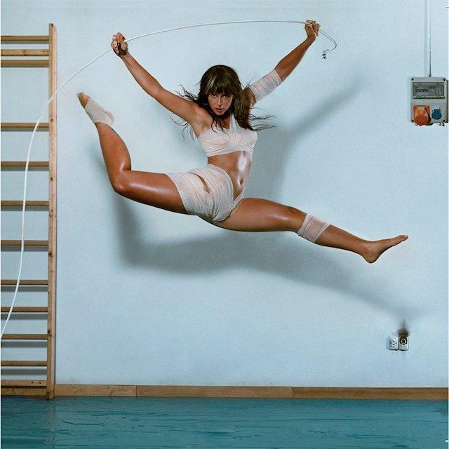 Nathy Peluso foto bailando