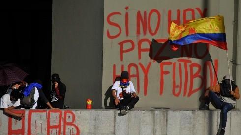 manifestaciones en colombia impiden que se juegue copa america